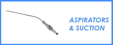 Aspirators & Suction