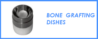Bone Grafting Dishes