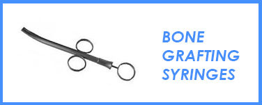 Bone Grafting Syringes