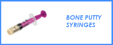Bone Putty Syringes