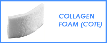 Collagen Foam (Cote)