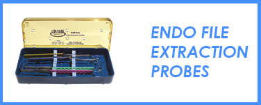 Endodontic File Extraction Probes