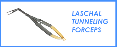 Laschal Tunneling Forceps