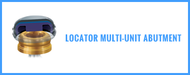 LOCATOR Multi-Unit Abutment