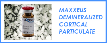 Maxxeus Demineralized Cortical Particulate