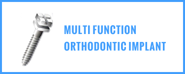 Multi Function Orthodontic Implant