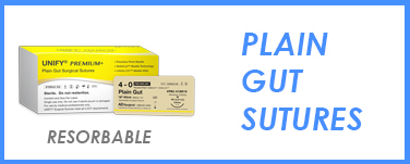 Plain Gut Sutures
