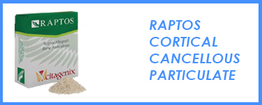 Raptos Cortical Cancellous Particulate