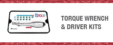 Torque Wrench & Driver Kits