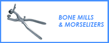 Bone Mills & Morselizers