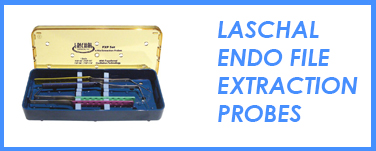 Laschal File Extraction Probes