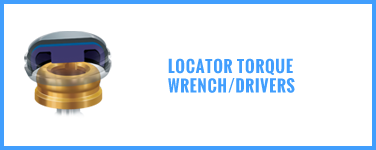 LOCATOR Torque Wrench/Drivers