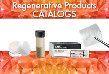 Regenerative Products Catalogs
