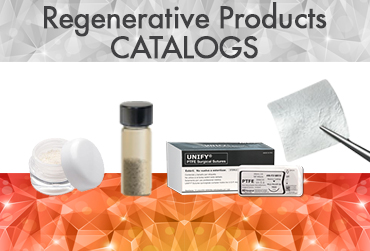 Regenerative Products Catalogs