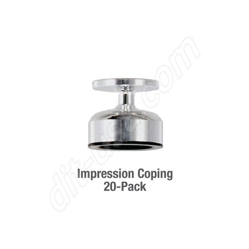 LOCATOR Impression Coping - (20 pack)
