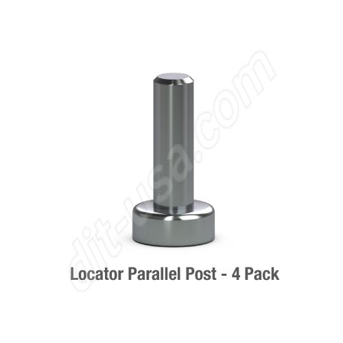LOCATOR Parallel Post - (4 pack)