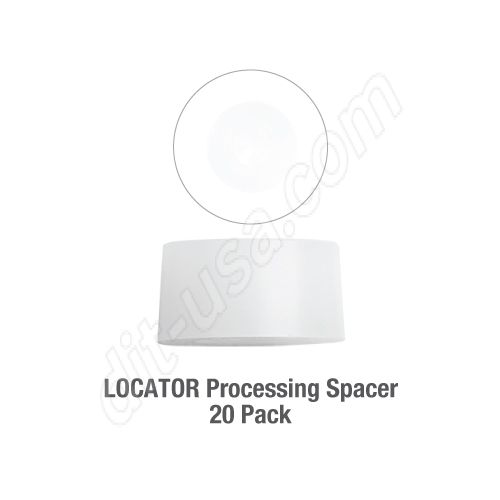 LOCATOR Processing Spacer - (20 pack)