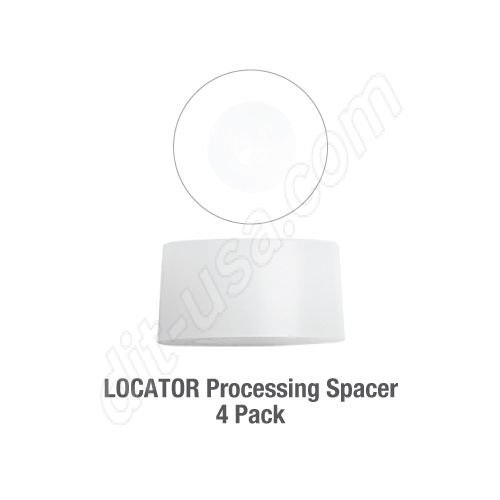 LOCATOR Processing Spacer - (4 pack)