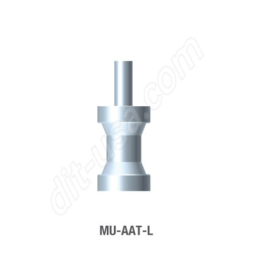 Open Tray Impression Coping for Multi-Unit Abutments