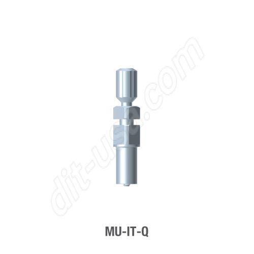 Square Tool for Multi-Unit Abutments