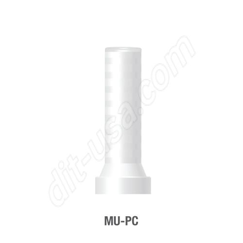 Plastic Castable Sleeve for Multi-Unit Abutments