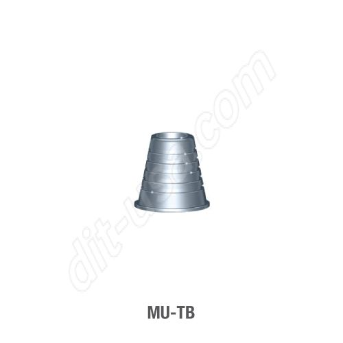 Titanium Base for Multi-Unit Abutments