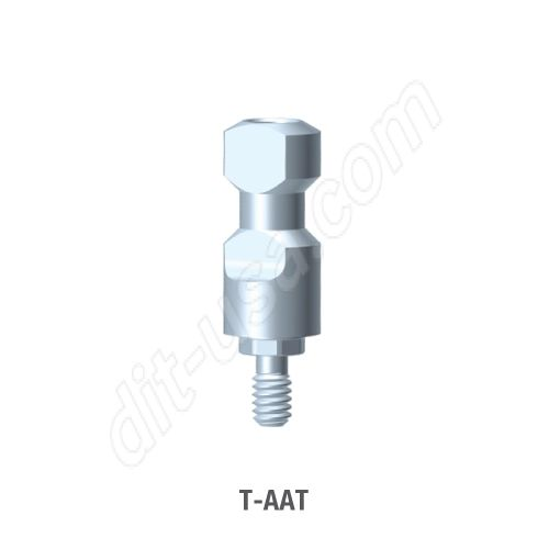 Closed Tray Impression Transfer for Octa Abutment (T-AAT)
