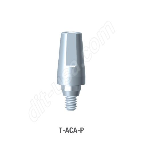 Wide Octa Two-Piece Abutment (T-ACA-P)