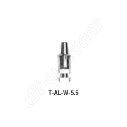 Wide Platform Abutment Analog for T-SCA-W-4, T-SCA-W-5.5, T-SCA-W-7 (T-AL-W-5.5)
