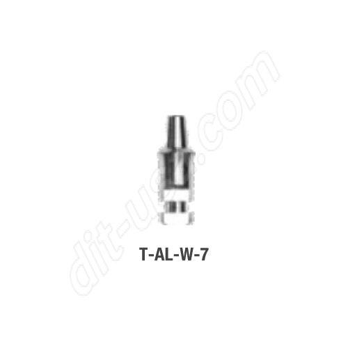 Wide Platform Abutment Analog for T-SCA-W-4, T-SCA-W-5.5, T-SCA-W-7 (T-AL-W-7)