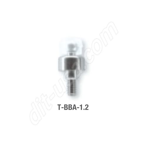 Over-Denture Ball Attachment 1.2mm (T-BBA-1.2)