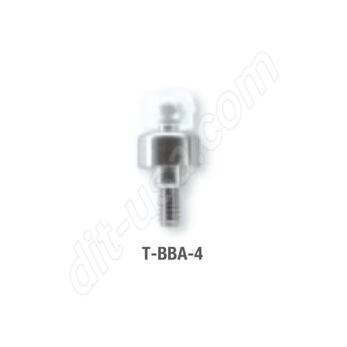 Over-Denture Ball Attachment 1.2mm (T-BBA-4)