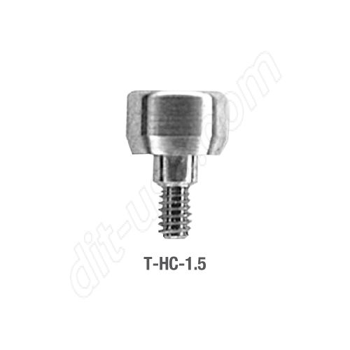 Healing Cap for Tite Fit Implants (T-HC-1.5)