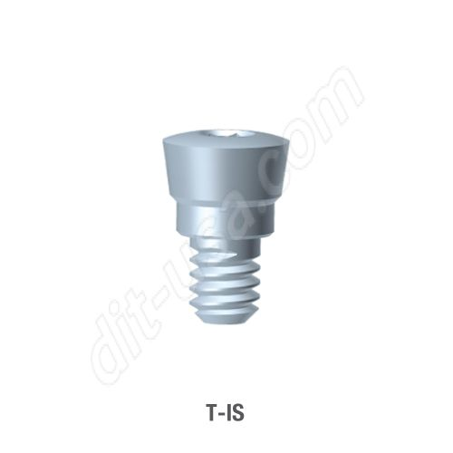 Flat Cover Screw for Tite Fit & Tapered Tite Fit Implants (T-IS)