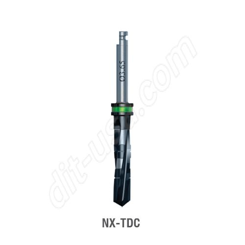 NX Carbide Externally Irrigated Implant Drills