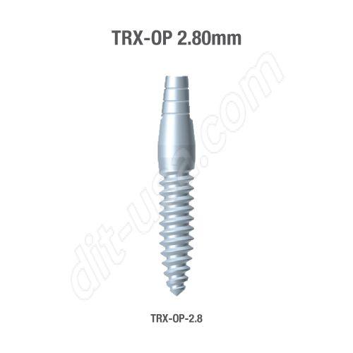 TRX-OP 2.8mm Implants (Assorted Lengths)