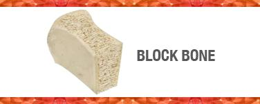 Block Bone