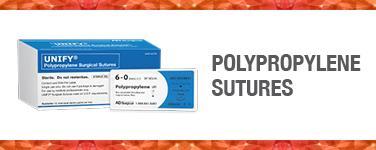 Polypropylene Sutures