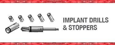 Implant Drills & Stoppers
