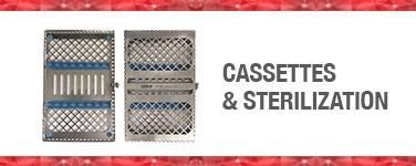 Cassettes & Sterilization