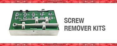 Screw Remover Kits