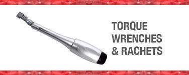Torque Wrenches & Rachets