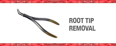 Root Tip Removal