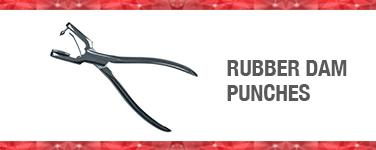 Rubber Dam Punches