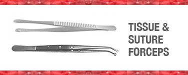 Tissue & Suture Forceps