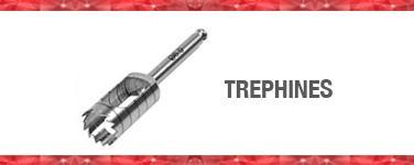 Trephines