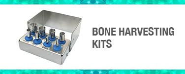 Bone Harvesting Kits