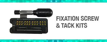 Fixation Screws & Tacks