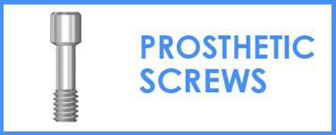 Prosthetic Screws