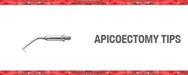 Apicoectomy Tips